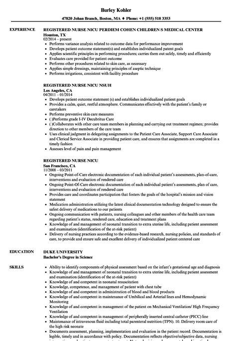 emergency room job description resume sample for er nurse job