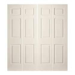 bifold closet doors 6 panel