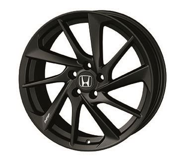 "2016 2019 honda civic 19"" hfp alloy wheels (each) 08w19"