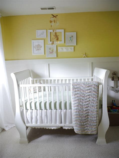 Baby Room Wainscoting wainscoating for babys room not yellow nursery babys and room