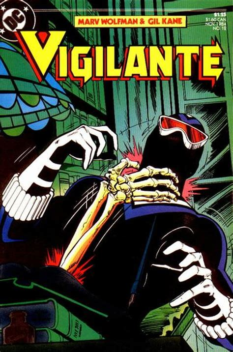 sleuth vigilantes for justice volume 1 books vigilante vol 1 12 dc database fandom powered by wikia