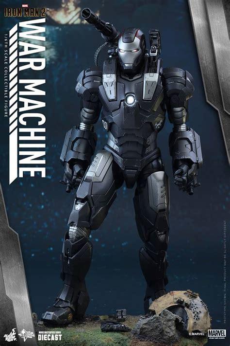 War Machine Diecast Toys Ironman Figure toys die cast war machine iron 2 figure up for