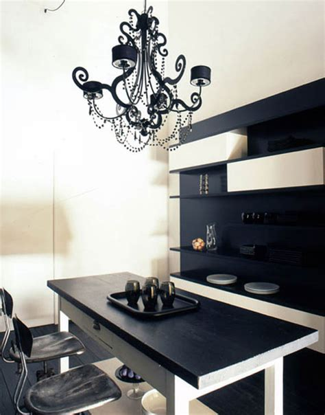 black white home decor stylish home black and white interiors