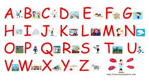 En Français by Alphabet Fran 199 Ais