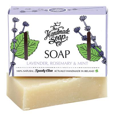 Handmade Soap Companies - stripped