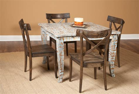 painted dining room set artisan hand painted square dining room set d373 31