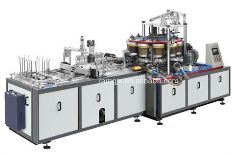 Paper Glass Machine - paper cup machine prices paper tea glass machine