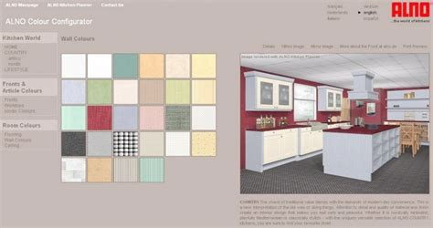 design your own kitchen layout free online modern