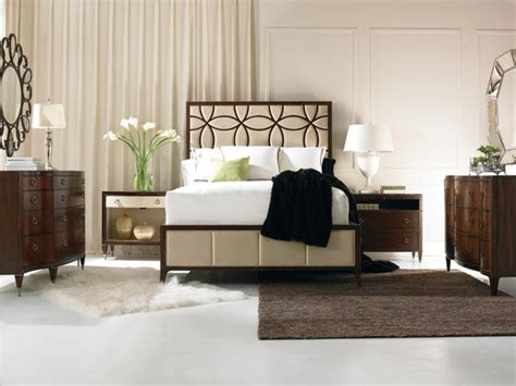schnadig bedroom furniture schnadig caracole contemporary bedroom ta by