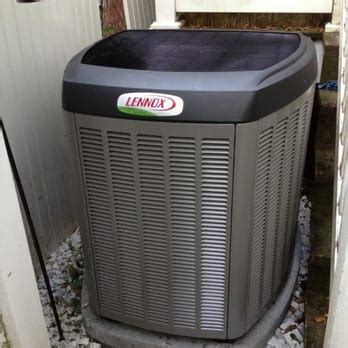 lennox ultimate comfort system cost old coast heating air conditioning 18 reviews