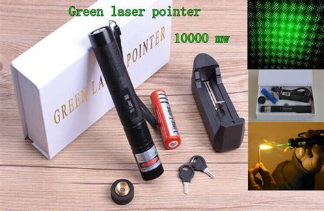 Laser Hijau Green Laser Pointer Baterai Cas Charger Lock Presentasi jual green laser pointer lu laser hijau lu led