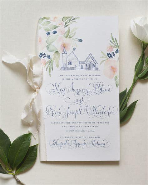 Wedding Card Calligraphy by Calligraphy Wedding Invitations Card Design Ideas