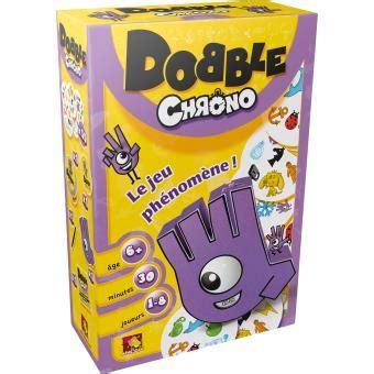 Asmodee Chrono by Dobble Chrono Asmod 233 E Jeu De Cartes Achat Prix Fnac