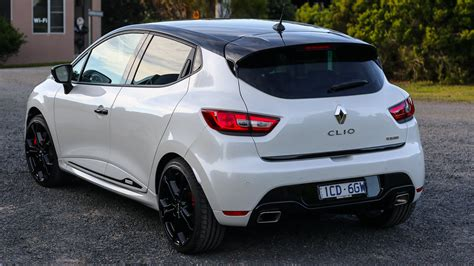 2015 Renault Clio Rs Monaco Gp Review Quick Drive