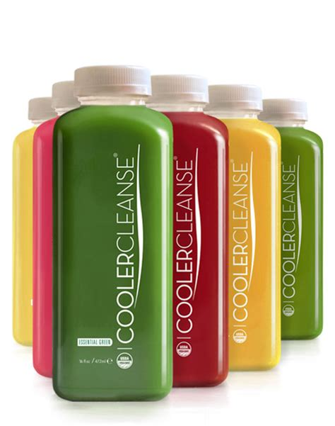 Detox Juice Cleanse Nyc by Cooler Cleanse Juice Generation