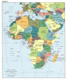 Country Map Of Africa by Countries Of Africa Plus Info On Japan Nigeria Kenya