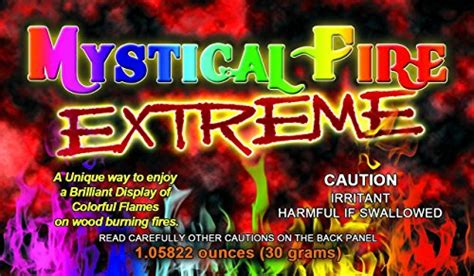 Mystical Cfire Fireplace Colorant Packets by Outdoor Store Everything Outdoors All The Cing And