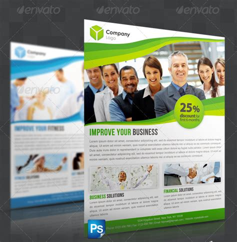 20 professional flyer templates for multi purpose business