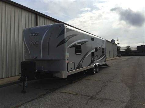 used boat trailers in kentucky 17 best ideas about toy hauler travel trailer on pinterest