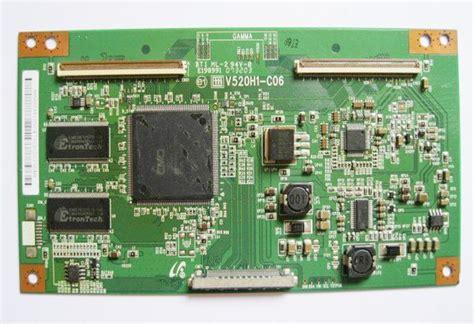 original v520h1 c06 logic t con board for samsung ln46a500t1f v520h1 l06 lcd tv boards tv board