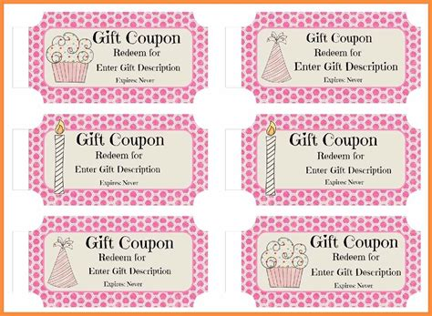 personalized coupon book template personalized coupon book template iranport pw