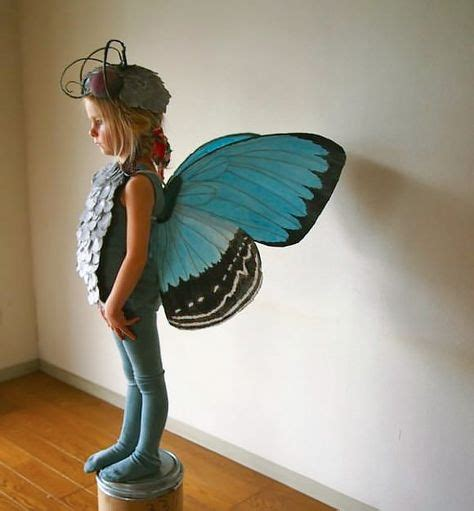Handmade Butterfly Costume - 1000 ideas about butterfly costume on monarch