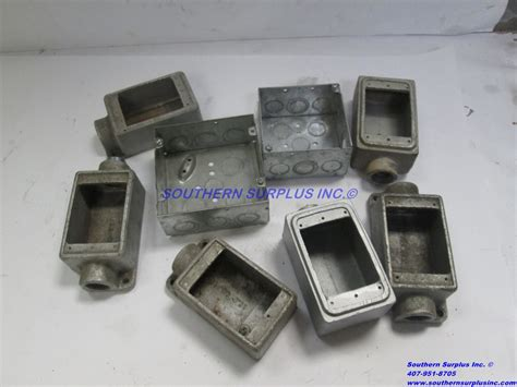 lot of electrical wiring junction boxes housing
