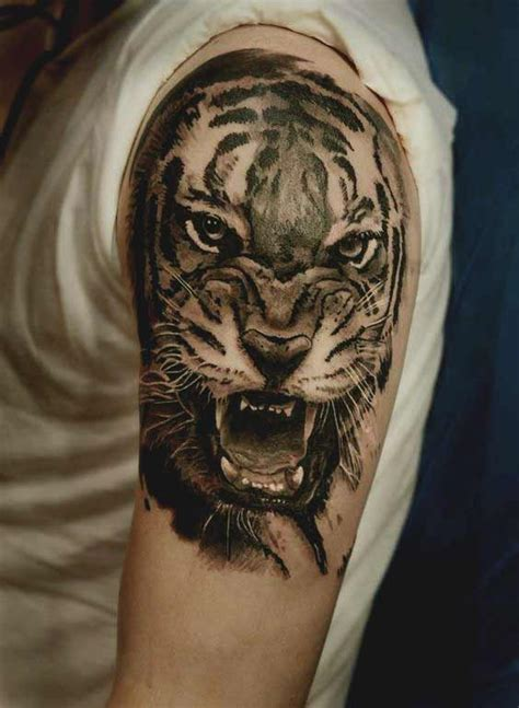 shoulder tiger tattoo designs 50 really amazing tiger tattoos for and