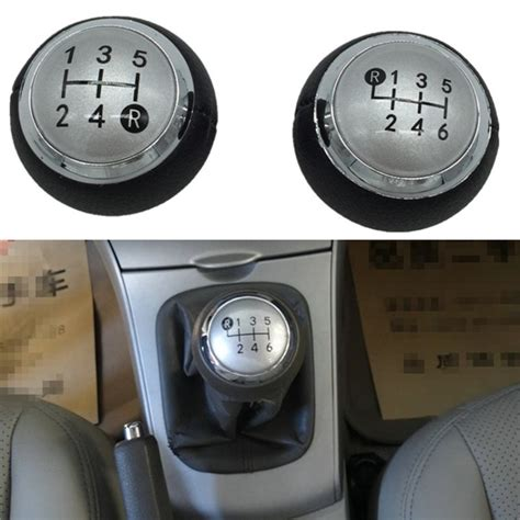 Manual Shift Knob On Automatic by Manual Transmission 5 6 Speed Car Gear Shift Knob