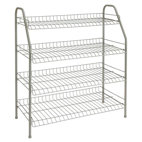 closetmaid 28 in h x 26 in w x 12 in d 4 shelf