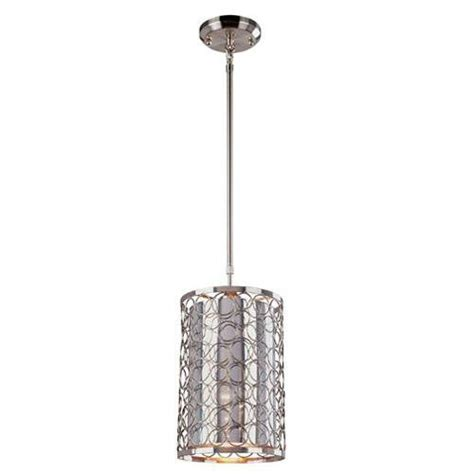 Cheap Mini Pendant Lights Cheap Z Lite Saatchi Collection Brushed Nickel Finish One Light Mini Pendant For Sale