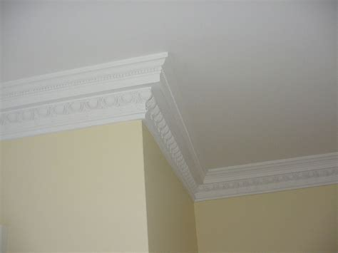 Plaster Cornice Sizes How To Fit Coving And Install Plaster Cornice Mouldings