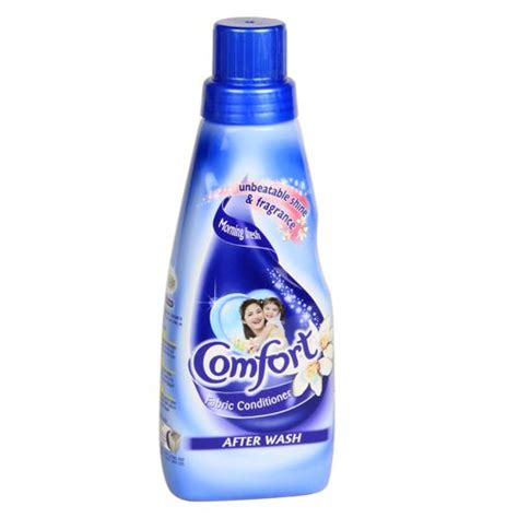 comfort fabric conditioner after wash blue 800 ml buy