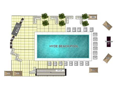 pool plans beach hotel layout plan pics home design and decor reviews