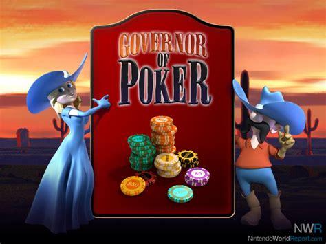 governor  poker game nintendo world report