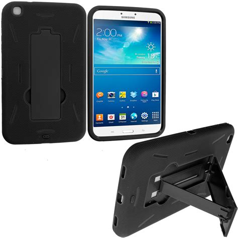 Samsung Tab 3 T311 hybrid stand rugged cover for samsung galaxy tab 3 8 0 t311 t315 t310 ebay