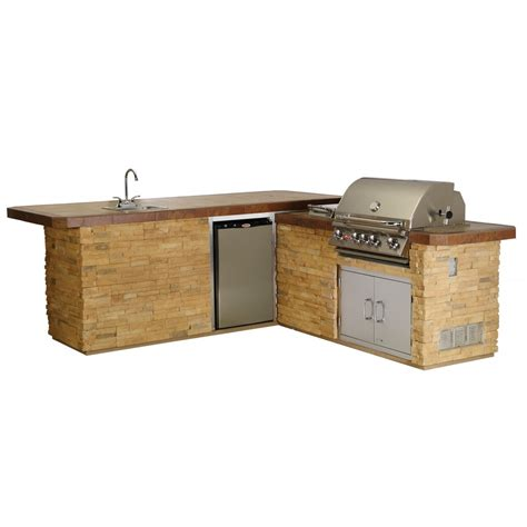 outdoor kitchen with sink outdoor kitchen sink with cold tap the bbq store