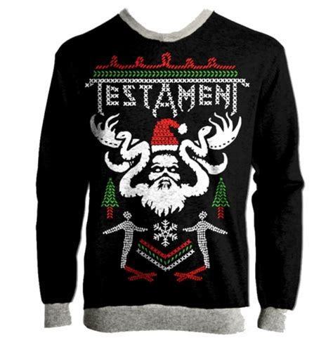 Sweater Metal the best heavy metal sweaters axs