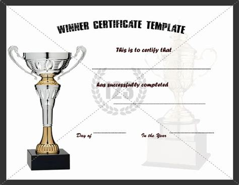 winning certificate template 56 best images about certificates awards on