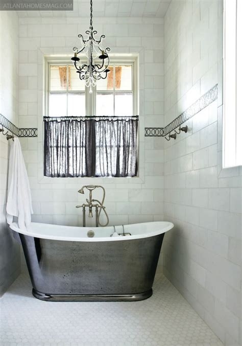 Chandelier Tub Bathroom Design Bathroom Atlanta Homes