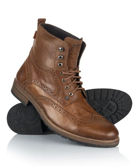 the boots mens jacob boots in superdry