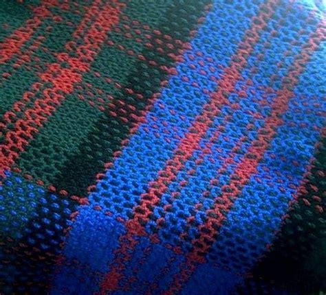 Trico Tartan crochet tartan afghan crochet knit