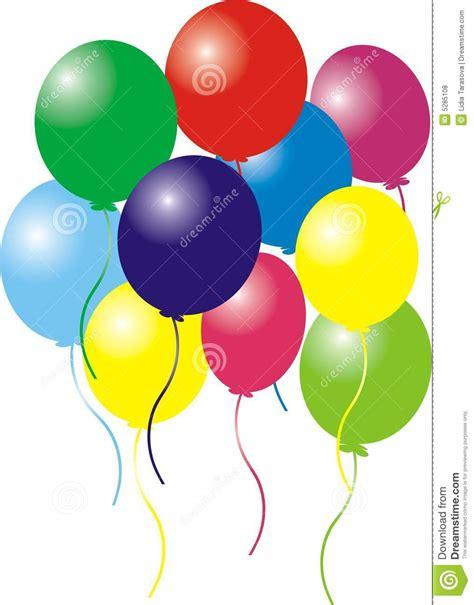imagenes de cumpleaños brillantes globos del cumplea 241 os fotos de archivo libres de regal 237 as