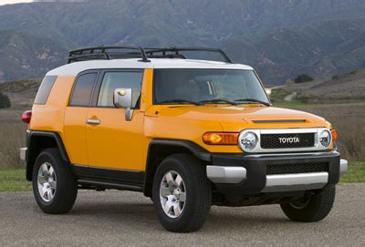 2011 toyota fj cruiser review
