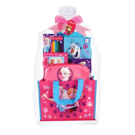 valentines toys frozen valentines day tote bag gift set includes toys
