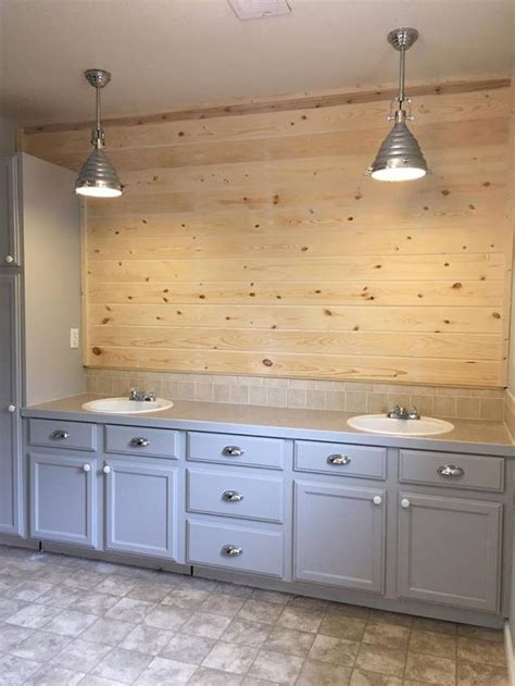 Delightful Best Bathroom Fixtures #2: My-master-bath-got-a-shiplap-transformation--bathroom-ideas-diy-painting.jpg?size=634x922