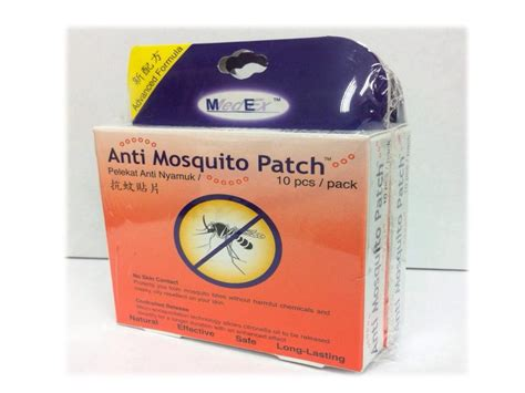 Promo Stiker Anti Nyamuk Nokito Mosquito Repellent Patch anti mosquito patch pelekat anti ny end 5 22 2019 2 15 pm