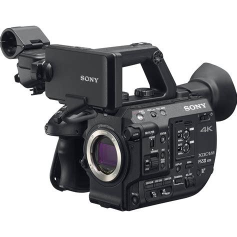 sony pxw fs5m2 4k xdcam 35mm compact camcorder pxw fs5m2