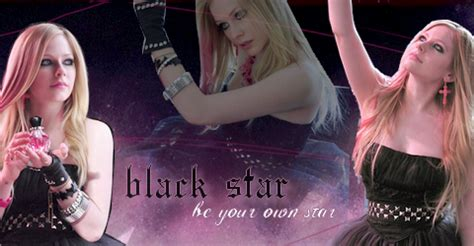 Avril Lavigne In Blender June 07 by Avril Lavigne Black By X And June X On Deviantart