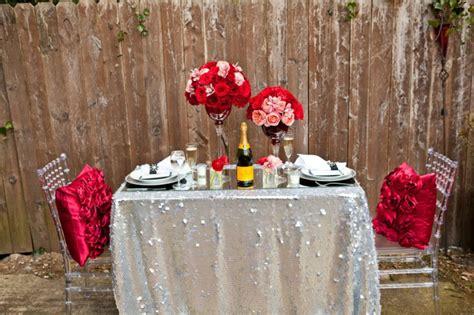 decoracion romantica mesa rom 225 ntica decorar para el d 237 a de los enamorados